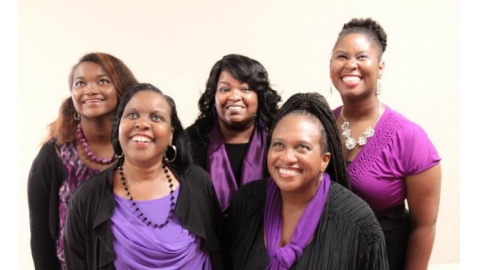 coro Louisiana Gospel Psalmist