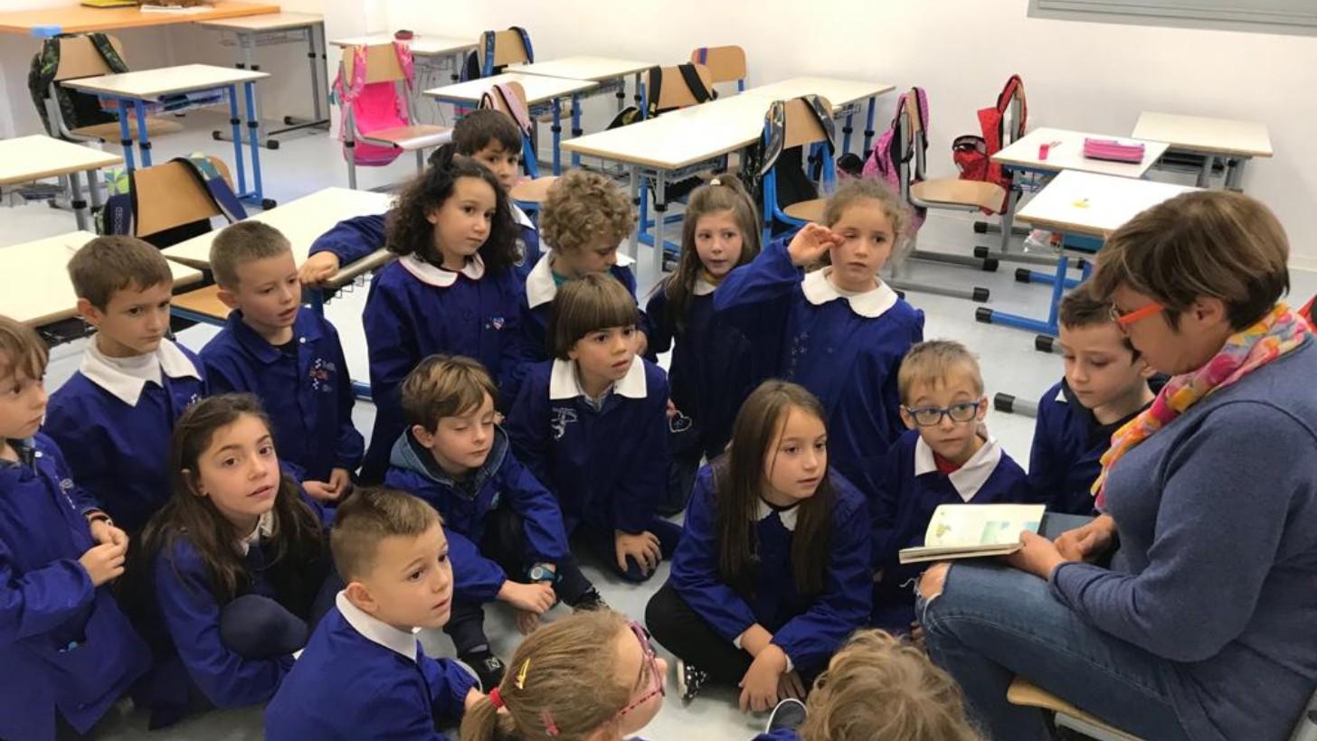 Giornate di lettura alla scuola D'Acquisto di Camerino - Vivere Camerino